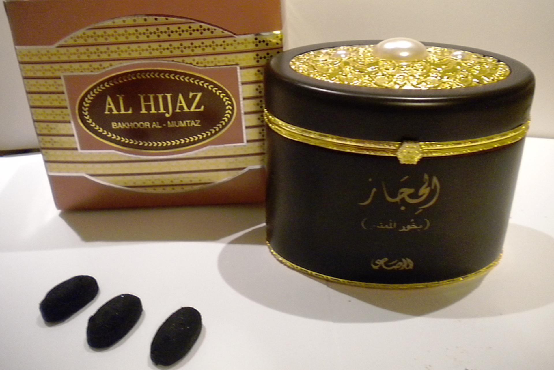 Bukhoor, AL Hijaz Bukhoor al Mumtaz